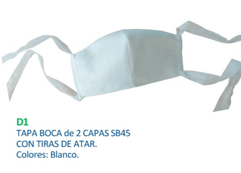 Plastic - Surgical mask